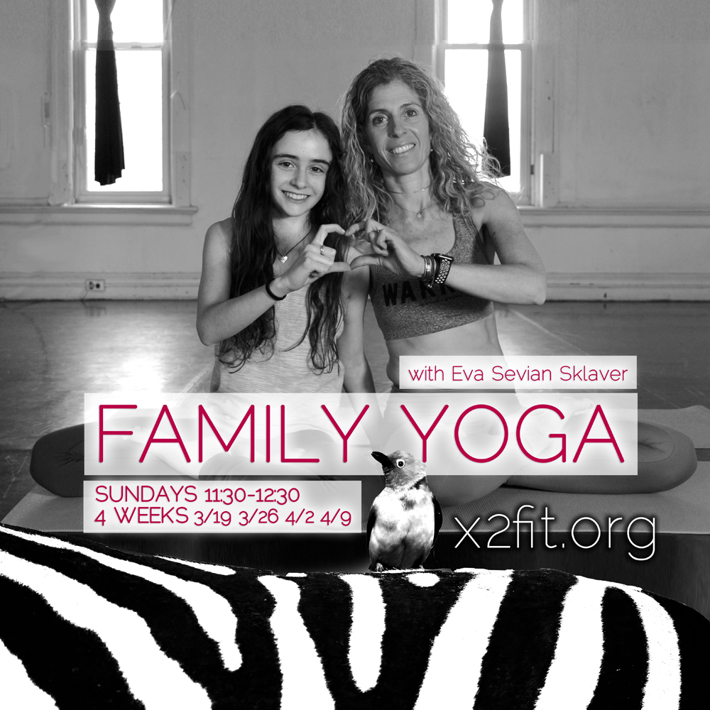Family Yoga with Eva